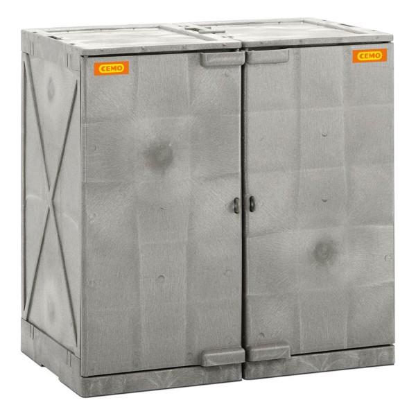 Chemikalienschrank 10/10 modular aus PE