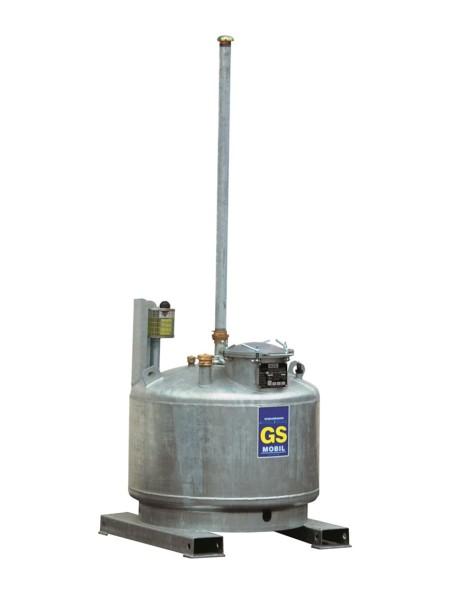 Gefahrstoffsammler Typ GS-Mobil 600