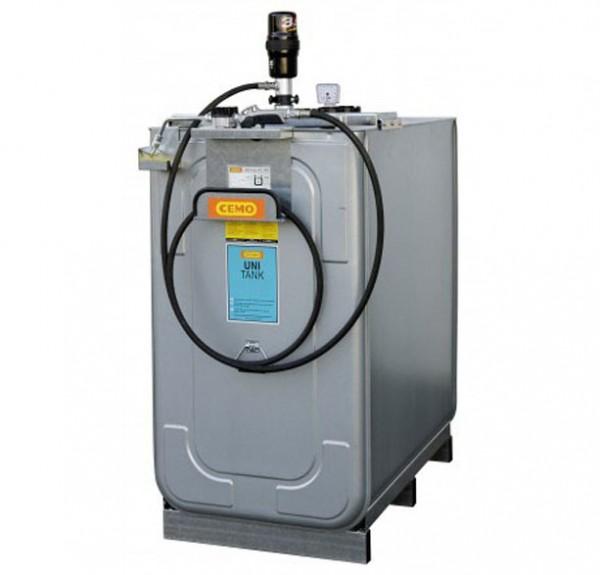 Schmierstoff-Kompaktanlage UNI-Tank ECO 750