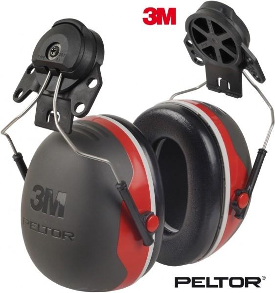Kapselgehörschützer X3p3e mit Helmbefestigung