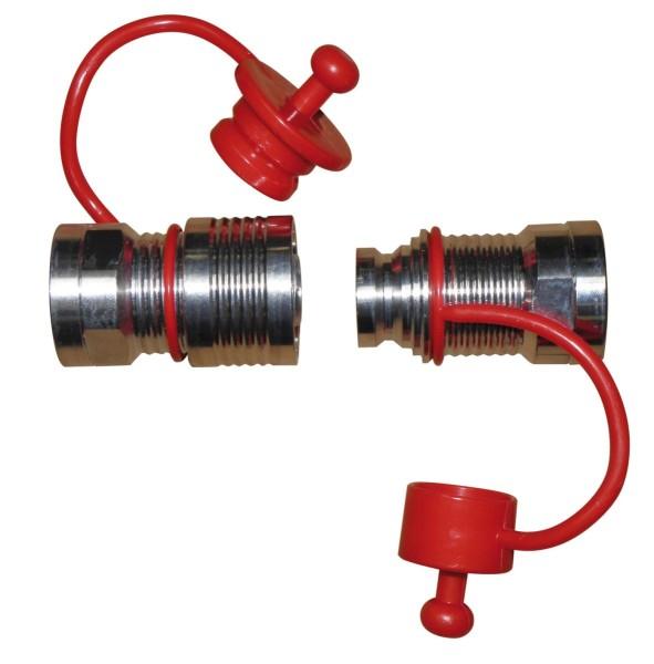 Schlauch-Schnellkupplung für Diesel-Pumpen