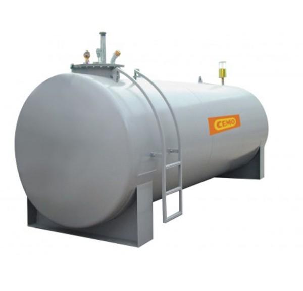 Stahltank 4000l, doppelwandig nach DIN 6616/D