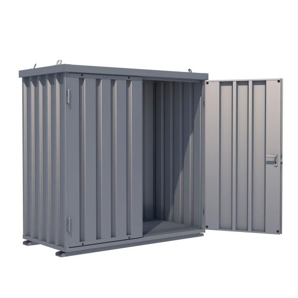 Gasflaschencontainer Typ GFL-CS 1x2