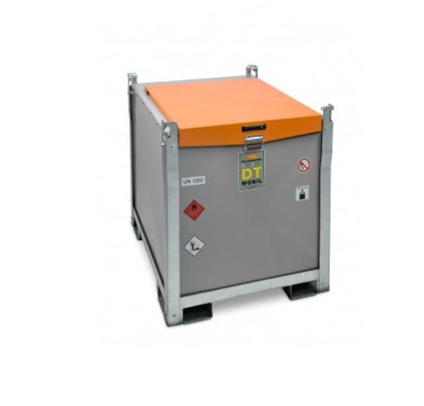Mobile Dieseltankanlage mit Elektropumpe 24V/12 V