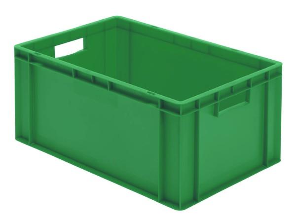 Transport-Stapelkasten TK 600/270-0, grün