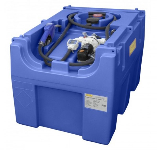 Mobile AdBlue-Tankanlage Typ Blue-Mobil Easy 430l