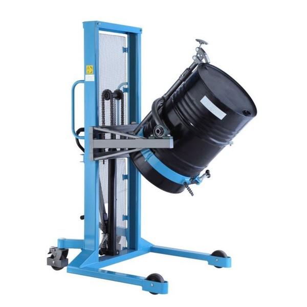 Fassheber FHH-K, hydraulisch mit Kippfunktion