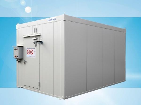 F-SAFE Brandschutzcontainer F90 Raum