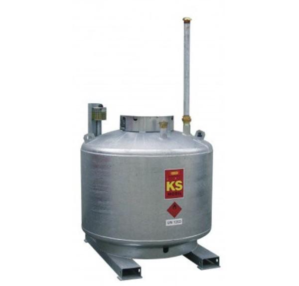 Mobile Kraftstofftankanlage Typ KS-Mobil 600l