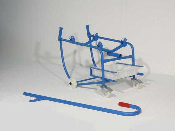 Fasskarre Typ Fasskipper FK 1-200 KW