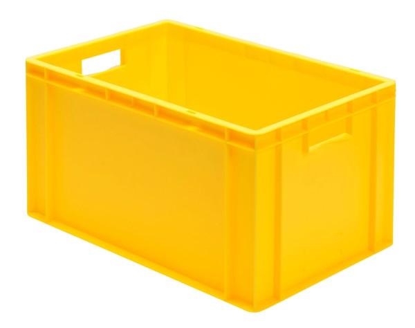 Transport-Stapelkasten TK 600/320-0, gelb