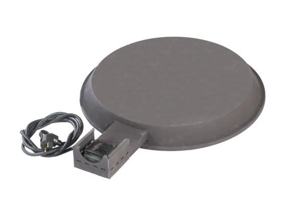 Fassbodenheizer, Thermostat 50-300°C