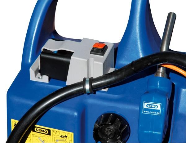 Trolley 60l für AdBlue mit Tauchpumpe CENTRI SP30