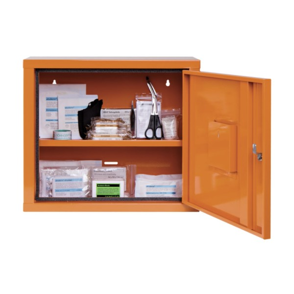Verbandschrank JUNIORSAFE orange