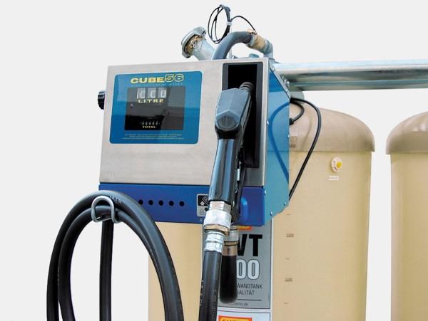 Elektropumpe ca. 50 l/min, 230 V (selbstansaugend)