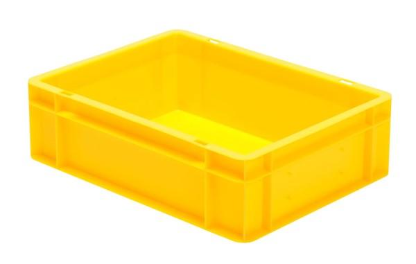 Transport-Stapelkasten TK 400/120-0, gelb