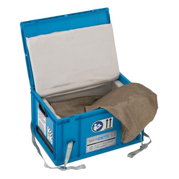 Li-SAFE Akku-Sicherheitsbehälter mit UN-Zulassung