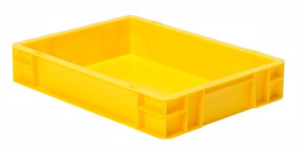 Transport-Stapelkasten TK 400/75-0, gelb