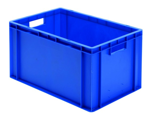 Transport-Stapelkasten TK 600/320-0, blau