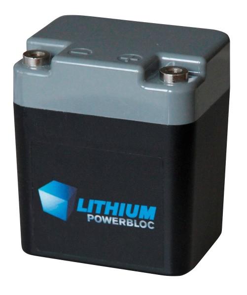 Lithium-Eisenphosphat-Akku (LiFePO4)