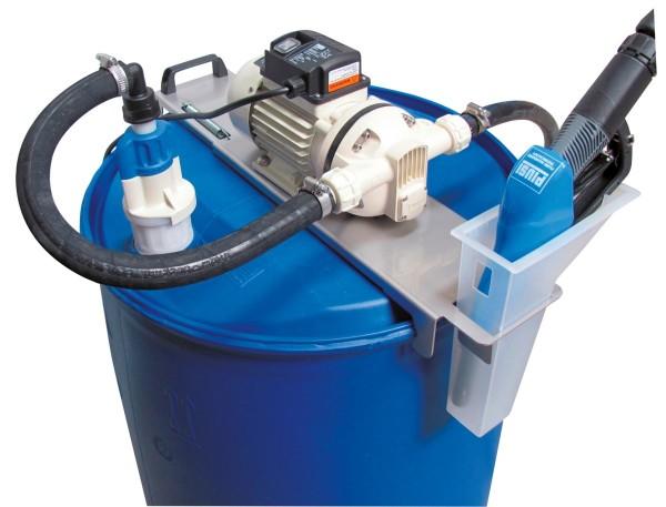 Cematic Blue Pumpensystem für Fässer 220 l