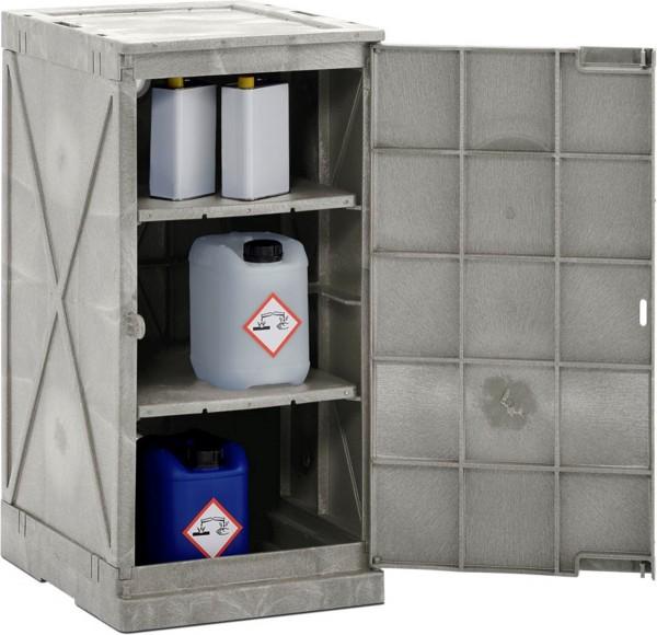 Chemikalienschrank 5/10 modular aus PE