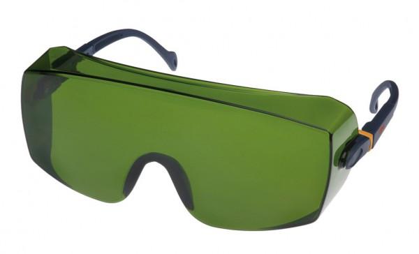 Überbrille / Schutzbrille 2805 AS, UV, PC, grün