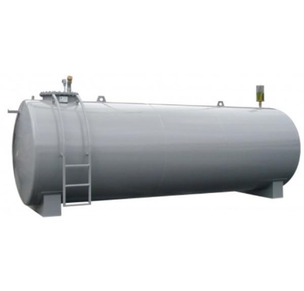 Stahltank 5000l, doppelwandig nach DIN 6624