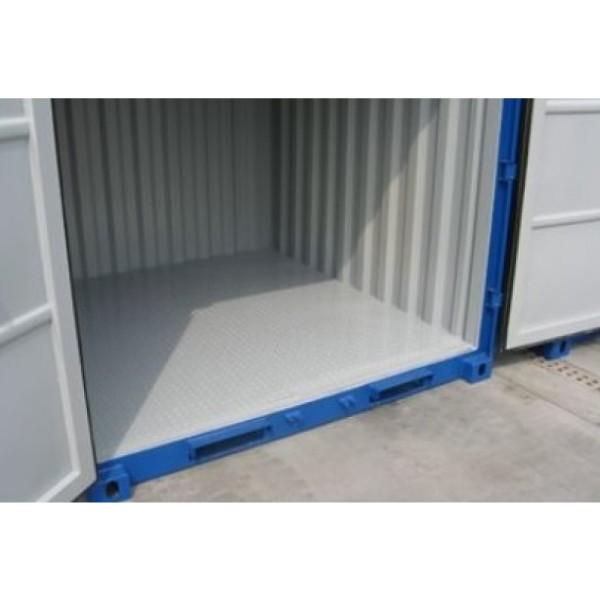 Stahlboden für Materialcontainer Stahl