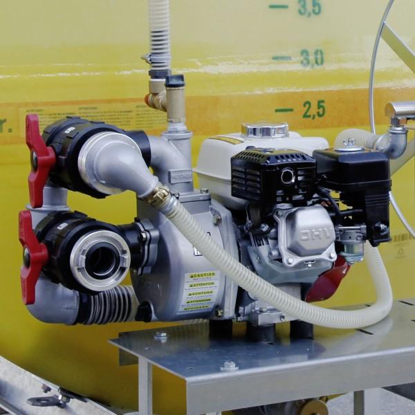 Motorpumpe Honda 500l/min mit Benzinmotor
