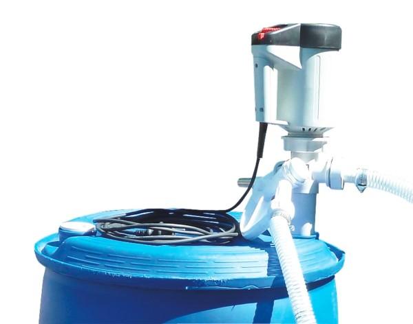 Komplettes Pumpenset ECO-1 für Fässer