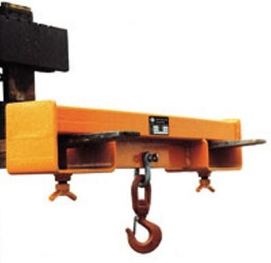 Lasttraverse für Staplerzinken Typ 5002