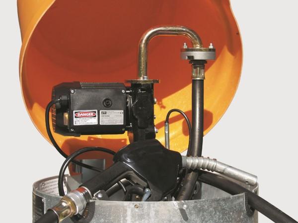 Elektropumpe 50l/min, 230V