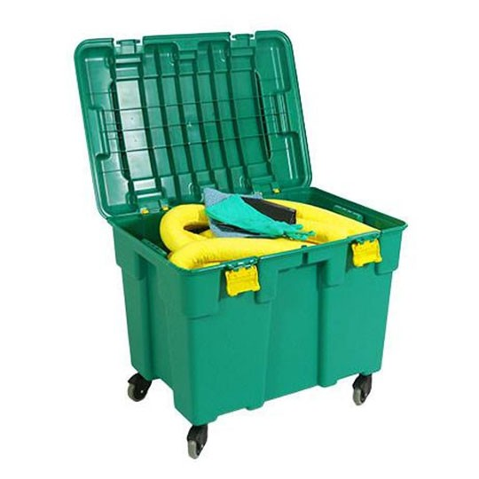 Cemsorb-Notfallkoffer Universal 150 gelb