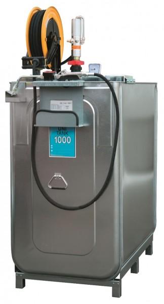 Schmierstoff-Kompaktanlage Typ UNI-Tank ECO 1000