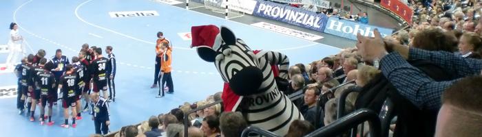 PROTECTO mal sportlich - Weihnachtsfeier beim THW Kiel