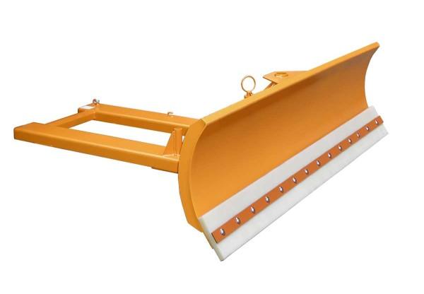 Schneeschieber SCH-V 210, lackiert, gelborange
