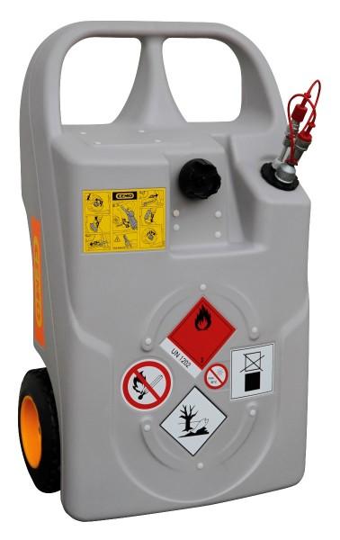 Trolley Diesel- und Heizöl 60l