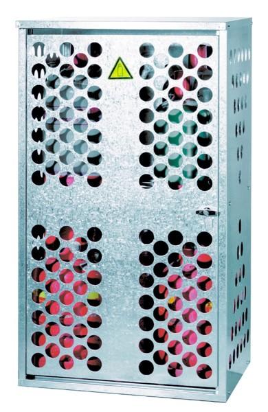 Gasflaschendepot Typ GFL-D 1