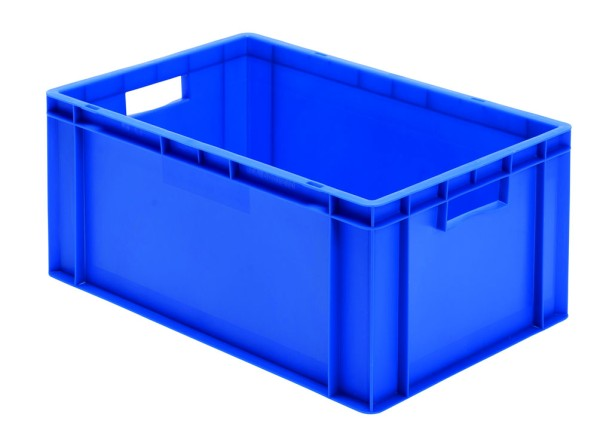 Transport-Stapelkasten TK 600/270-0, blau