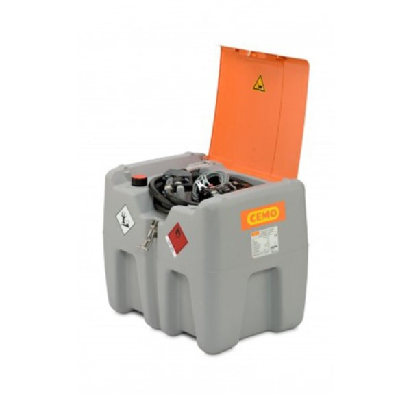 Mobile Dieseltankanlage Typ DT-Mobil Easy 210 l