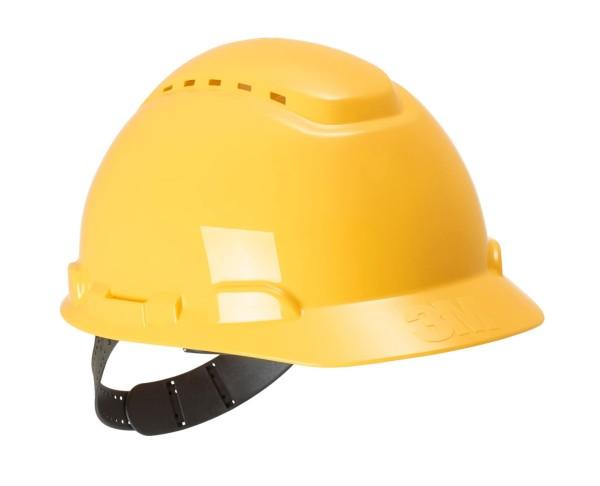 Schutzhelm H700C gelb (VPE á 20 Stk.)
