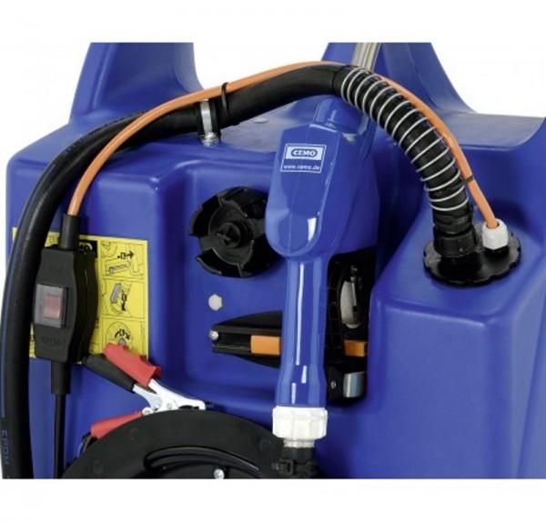 Trolley 100l für AdBlue mit Tauchpumpe CENTRI SP30