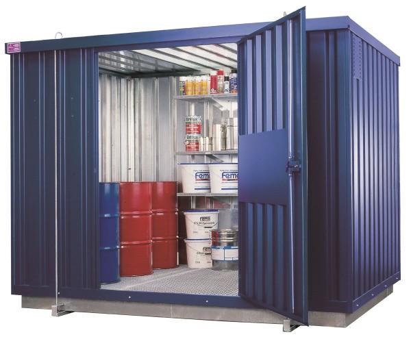 Gefahrstoffcontainer SRC 3.1W lackiert