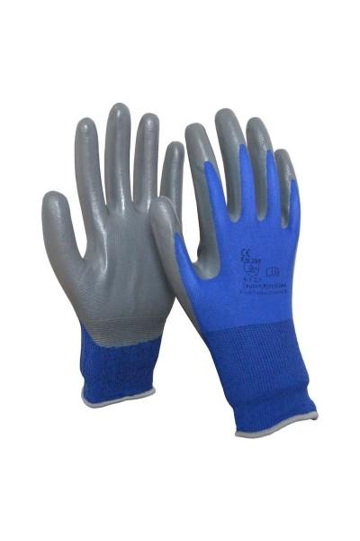 Schutzhandschuh Nitril Teuto®  EcoLine