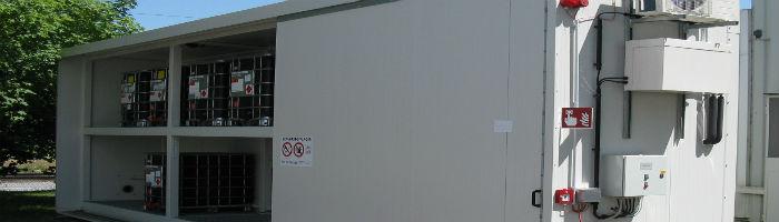 Welches Gefahrstofflager für welchen Gefahrstoff?