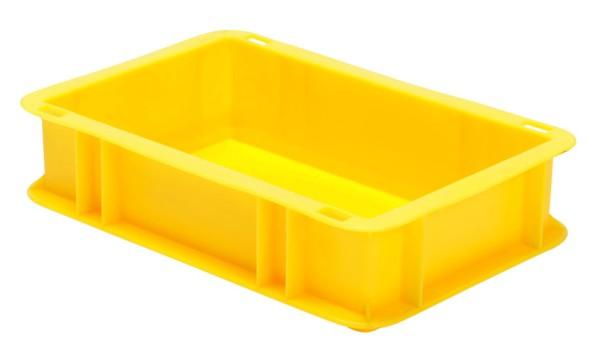 Transport-Stapelkasten TK 300/75-0, gelb