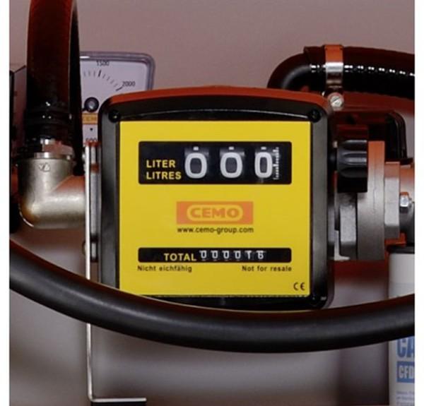 Zählwerk K33 für CUBE-Dieseltankanlage
