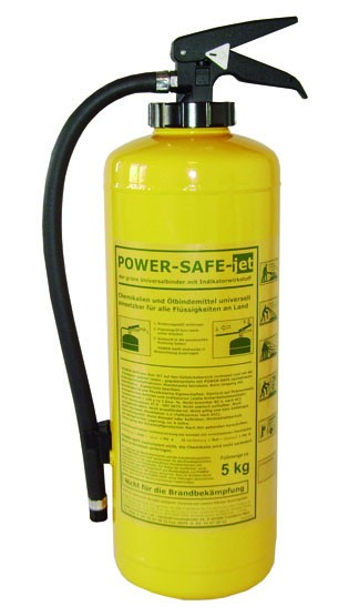 Power-Safe ® Jet Sprühbehälter