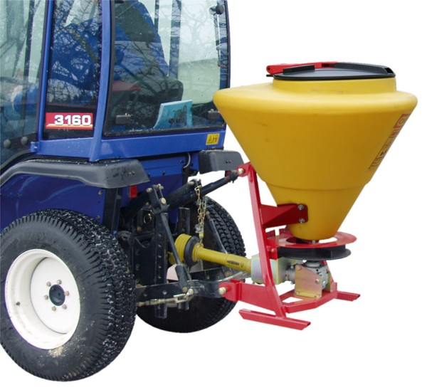 Anbaustreuer Typ SA130 für Dreipunkt-Anbau
